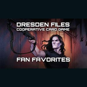 Dresden Files Cooperative Card Game Favoris Des Fans