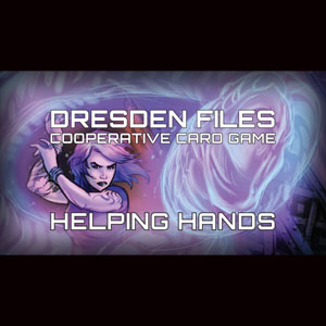 Dresden Files Cooperative Card Game Coup De Main