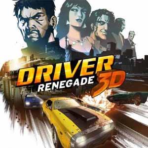 Acheter Driver Renegade 3D Nintendo 3DS Download Code Comparateur Prix