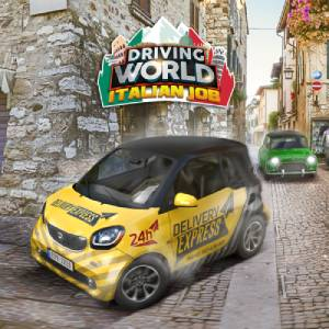 Driving World Italian Job