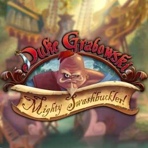 Acheter Duke Grabowski Mighty Swashbuckler Clé Cd Comparateur Prix