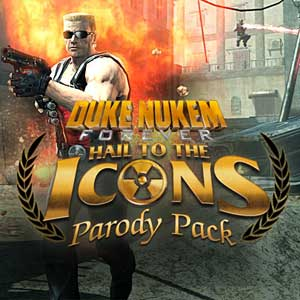 Acheter Duke Nukem Forever Hail to the Icons Parody Pack Clé Cd Comparateur Prix