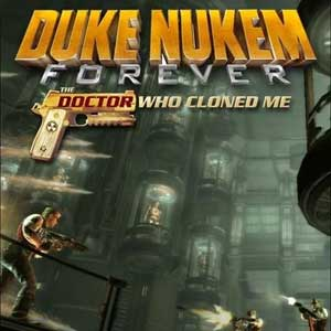 Acheter Duke Nukem Forever The Doctor Who Cloned Me Pack Clé Cd Comparateur Prix