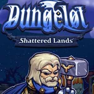 Acheter Dungelot Shattered Lands Clé Cd Comparateur Prix