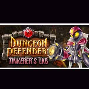 Acheter Dungeon Defenders The Tinkerers Lab Mission Pack Clé Cd Comparateur Prix