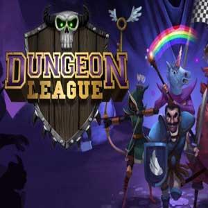 Acheter Dungeon League Clé Cd Comparateur Prix
