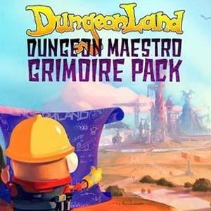 Acheter Dungeonland Grimoire Clé Cd Comparateur Prix