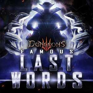 Dungeons 3 Famous Last Words