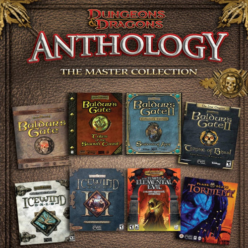 Dungeons & Dragons Anthology The Master Collection