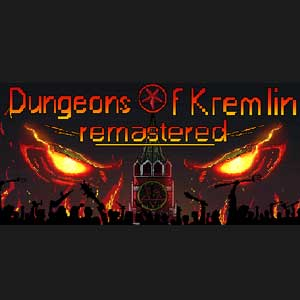 Dungeons Of Kremlin Remastered