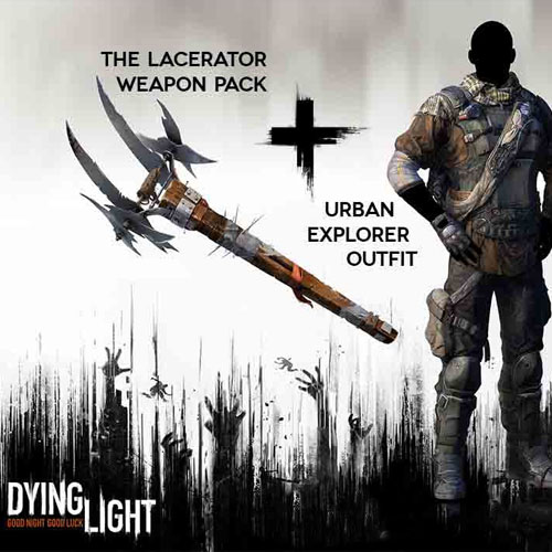 Dying Light Lacerator and Urban Explorer Outfit