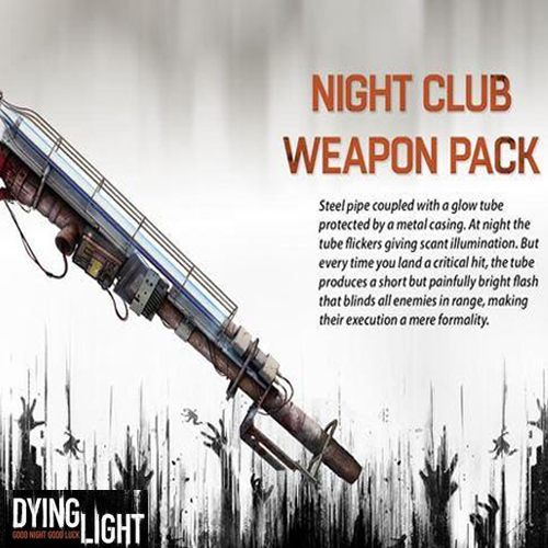 Telecharger Dying Light Ninja Skin and Nightclub Weapon PS4 code Comparateur Prix