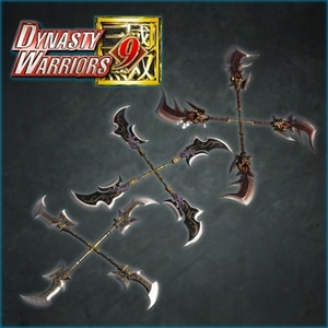 DYNASTY WARRIORS 9 Additional Weapon Crossed Pike