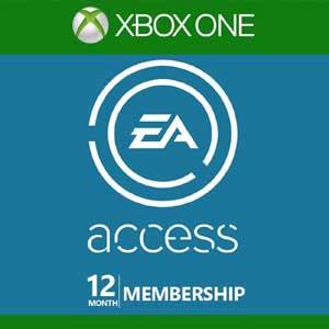 Acheter EA ACCESS 12 Mois Xbox One Comparateur Prix