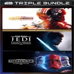Acheter EA STAR WARS TRIPLE BUNDLE Xbox Series Comparateur Prix