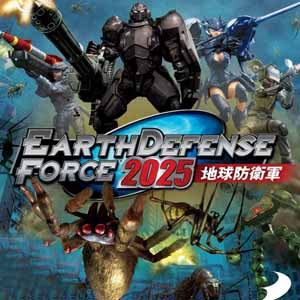 Acheter Earth Defense Force 2025 Xbox 360 Code Comparateur Prix