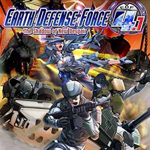 Acheter Earth Defense Force 4.1 The Shadow of New Despair Clé Cd Comparateur Prix