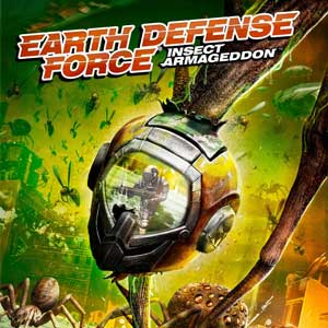 Acheter Earth Defense Force Insect Armageddon Clé Cd Comparateur Prix