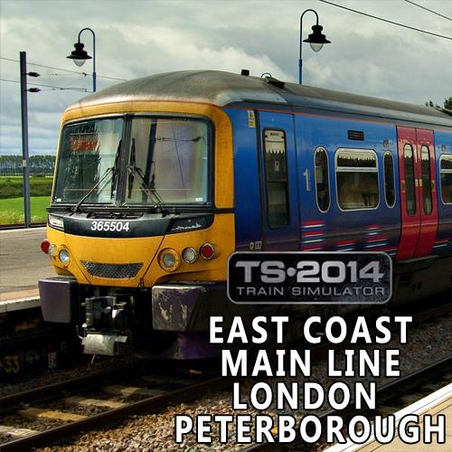 Train Simulator East Coast Main Line London Peterborough