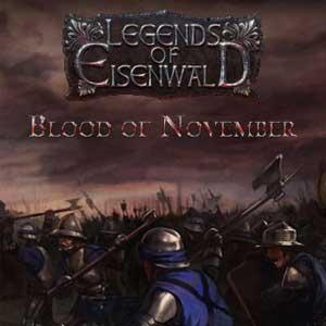 Acheter Eisenwald Blood of November Clé Cd Comparateur Prix