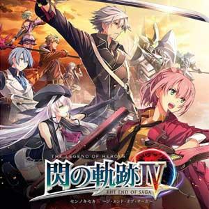 Eiyuu Densetsu Sen No Kiseki IV The End Of Saga