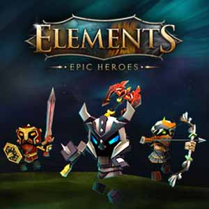 Acheter Elements Epic Heroes Clé Cd Comparateur Prix
