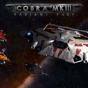 Elite Dangerous Cobra MK 3 Variant Pack