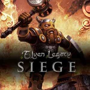Acheter Elven Legacy Siege Clé Cd Comparateur Prix