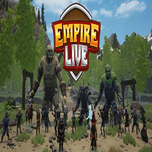 Acheter Empire Live Clé CD Comparateur Prix