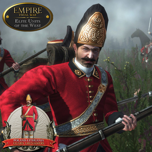 Empire Total War Elite Units of the West