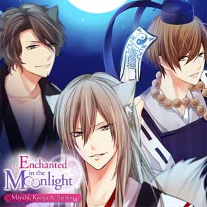 Enchanted in the Moonlight Miyabi, Kyoga & Samon Fated Romance Paws or claws