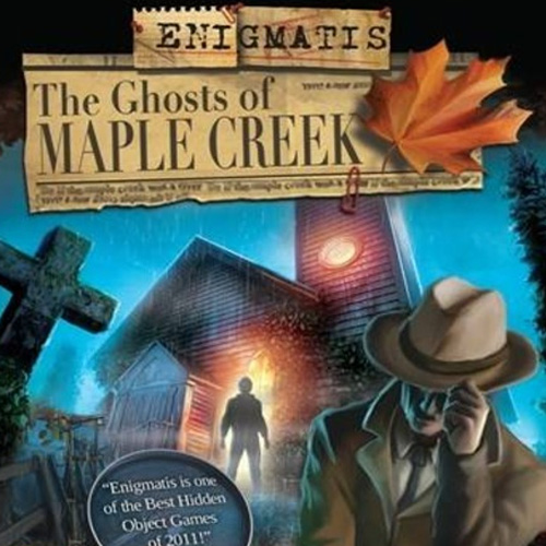 Acheter Enigmatis The Ghosts of Maple Creek Clé Cd Comparateur Prix
