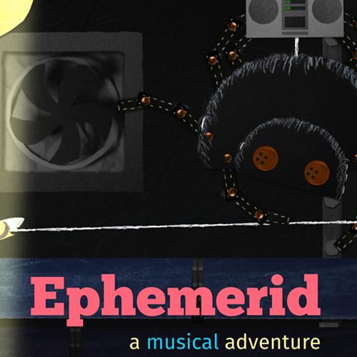 Acheter Ephemerid A Musical Adventure Clé Cd Comparateur Prix
