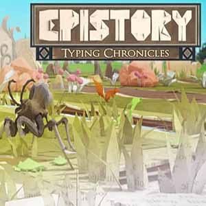 Acheter Epistory Typing Chronicles Clé Cd Comparateur Prix