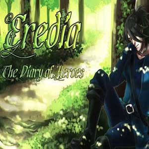 Acheter Eredia The Diary of Heroes Clé CD Comparateur Prix