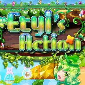 Acheter Eryis Action Clé Cd Comparateur Prix