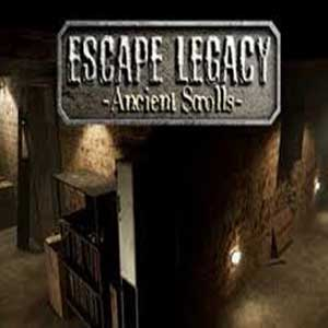 Escape Legacy Ancient Scrolls