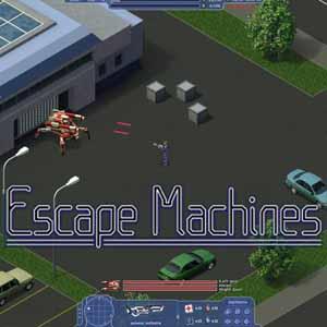 Acheter Escape Machines Clé Cd Comparateur Prix