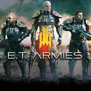 Acheter ET Armies Clé Cd Comparateur Prix
