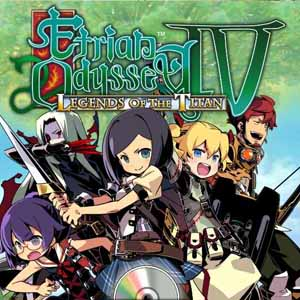 Etrian Odyssey 4 Legends of the Titan
