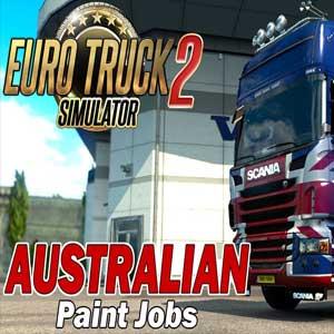 Euro Truck Simulator 2 Australian Paint Jobs Pack