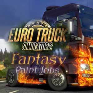 Euro Truck Simulator 2 Fantasy Paint Jobs Pack