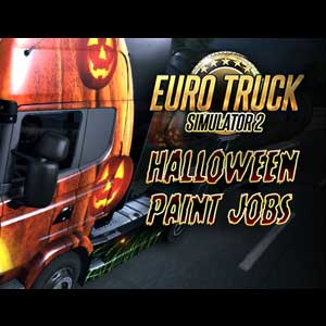 Acheter Euro Truck Simulator 2 Halloween Paint Jobs Clé Cd Comparateur Prix