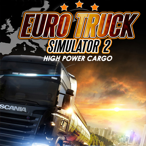 Acheter Euro Truck Simulator 2 High Power Cargo Clé Cd Comparateur Prix