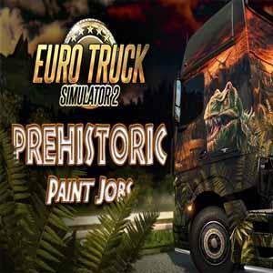 Acheter Euro Truck Simulator 2 Prehistoric Paint Jobs Pack Clé Cd Comparateur Prix