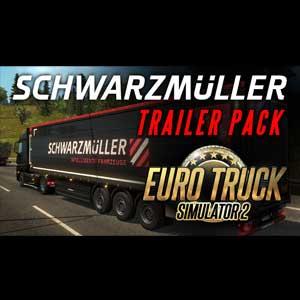 Euro Truck Simulator 2 Schwarzmüller Trailer Pack