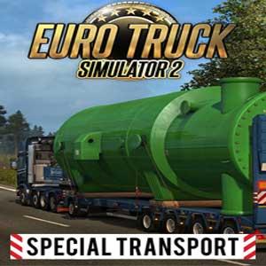 Euro Truck Simulator 2 Special Transport