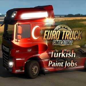 Acheter Euro Truck Simulator 2 Turkish Paint Jobs Pack Clé Cd Comparateur Prix
