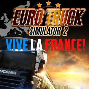 Acheter Euro Truck Simulator 2 Vive la France Clé Cd Comparateur Prix