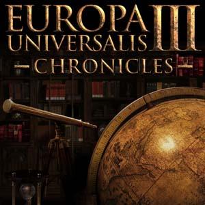Acheter Europa Universalis 3 Chronicles Clé Cd Comparateur Prix